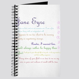 Jane Eyre Quotes Journal