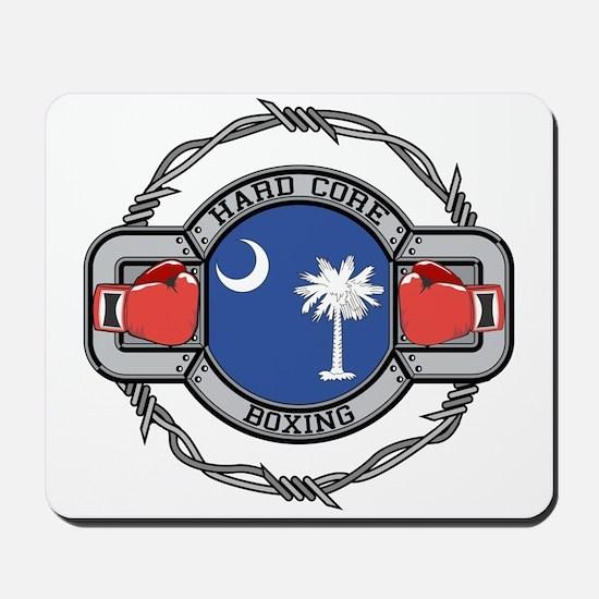 South Carolina Boxing Mousepad