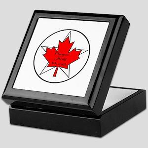 Canadian Pagan Keepsake Box