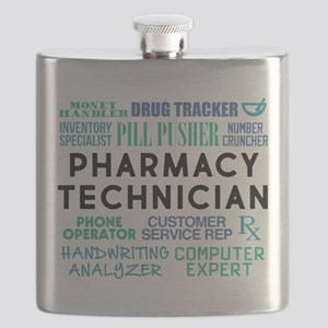 Pharmacy Technician Word Cloud Flask