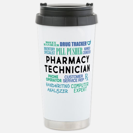 Pharmacy Technici Travel Mug