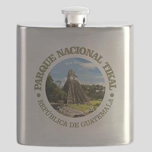 Tikal NP Flask
