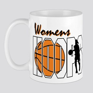 Women's Hoops Mug
