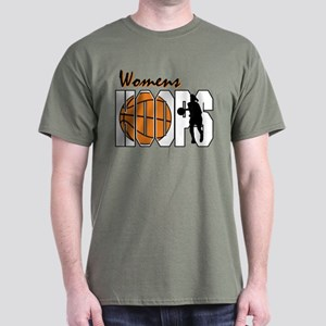 Women's Hoops Dark T-Shirt