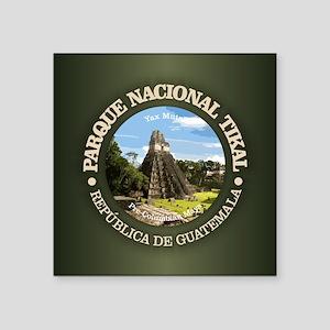 Tikal NP Sticker