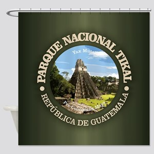 Tikal NP Shower Curtain