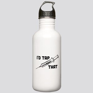 I'd Tap That Stainless Water Bottle 1.0L
