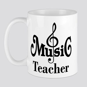 Music Teacher stylish Mug