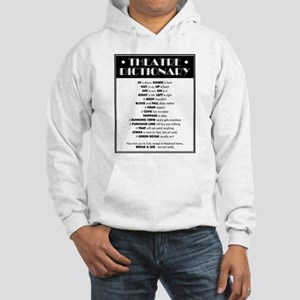 Theatre Dictionary Hooded Sweatshirt