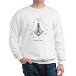 Masonic Happy Hour Sweatshirt