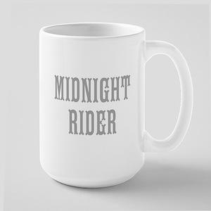 MIDNIGHT RIDER 15 oz Ceramic Large Mug