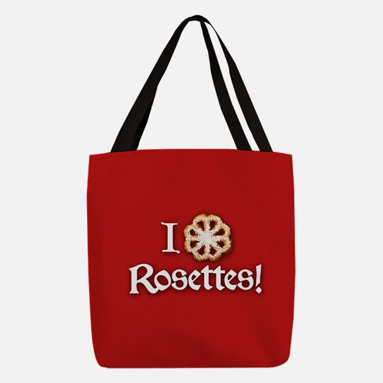 i-love-rosettes_b.png Polyester Tote Bag