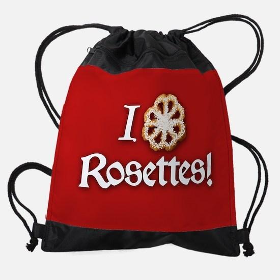 i-love-rosettes_b.png Drawstring Bag