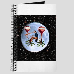 Moon Voyager - Steampunk Journal