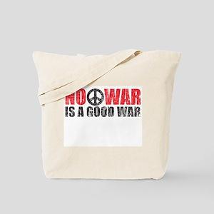 No War is a good War Tote Bag