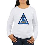 USS ENGAGE Women's Long Sleeve T-Shirt