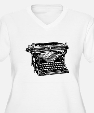 Vintage Typewrite T-Shirt