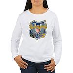 USS EMBATTLE Women's Long Sleeve T-Shirt