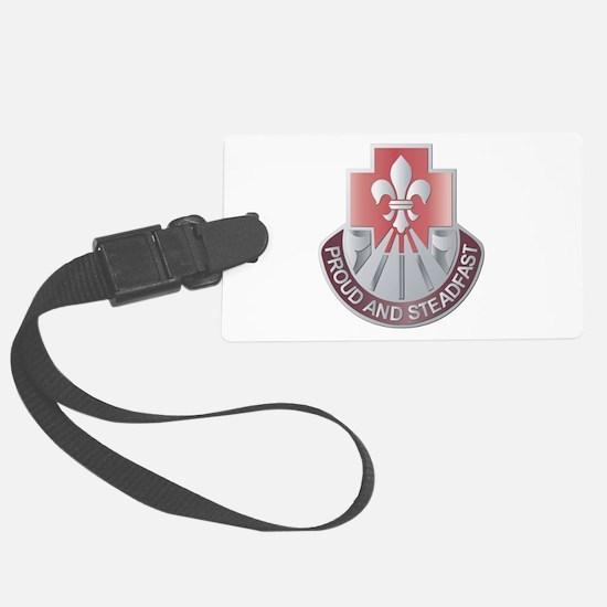 DUI - 62nd Medical Brigade Luggage Tag