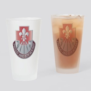 DUI - 62nd Medical Brigade Drinking Glass