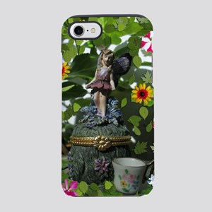 Tea Fairy Redux iPhone 7 Tough Case