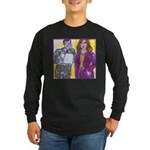 Confidence Long Sleeve Dark T-Shirt