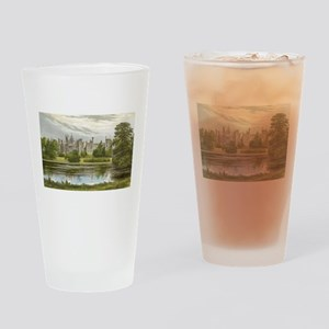 Alton Towers Drinking Glass