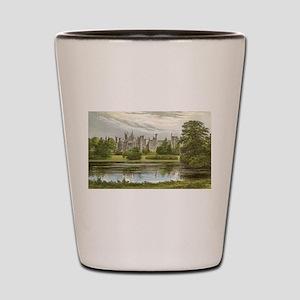 Alton Towers Shot Glass