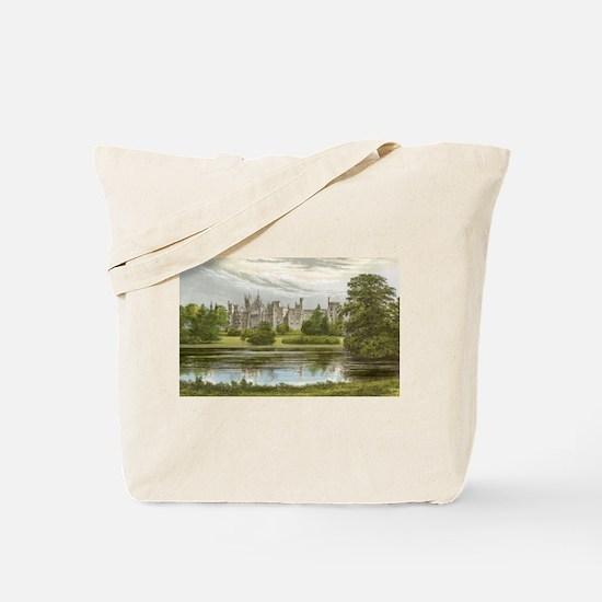 Alton Towers Tote Bag