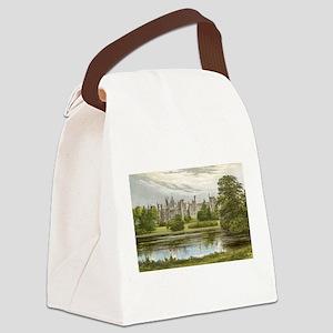 Alton Towers Canvas Lunch Bag