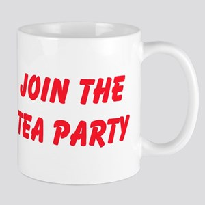 Join The Tea Party Mugs