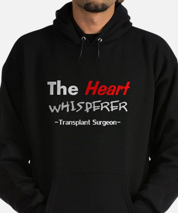 Transplant surgeon 2 darks Hoodie