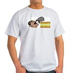Designated Drinker Ash Grey T-Shirt