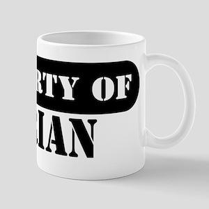 Property of Dorian Mug