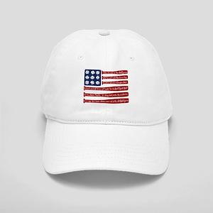 Baseball/flag Cap