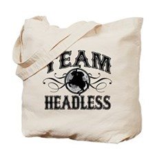 Team Headless Tote Bag
