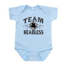 Team Headless Infant Bodysuit