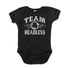 Team Headless Baby Bodysuit