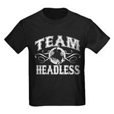 Team Headless Kids Dark T-Shirt