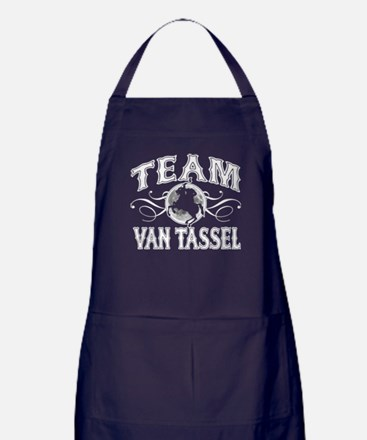 Team Van Tassel Apron (dark)