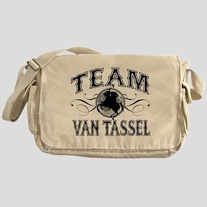 Team Van Tassel Messenger Bag