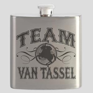 Team Van Tassel Flask