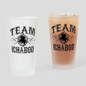 Team Ichabod Drinking Glass