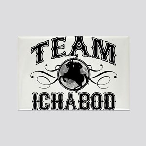 Team Ichabod Rectangle Magnet