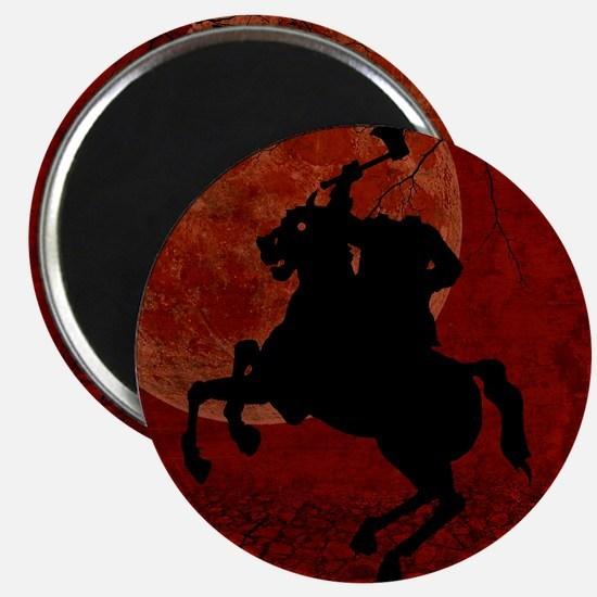 Headless Horseman Magnet