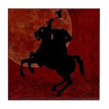 Headless Horseman Tile Coaster