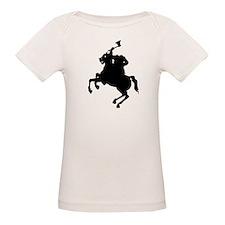 Headless Horseman Organic Baby T-Shirt