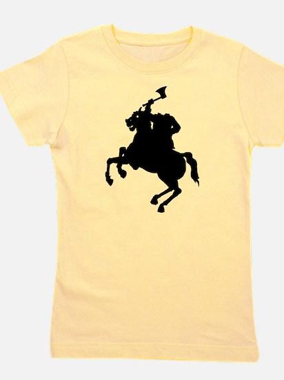 Headless Horseman Girl's Tee