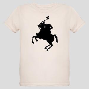 Headless Horseman Organic Kids T-Shirt