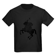 Headless Horseman Kids Dark T-Shirt